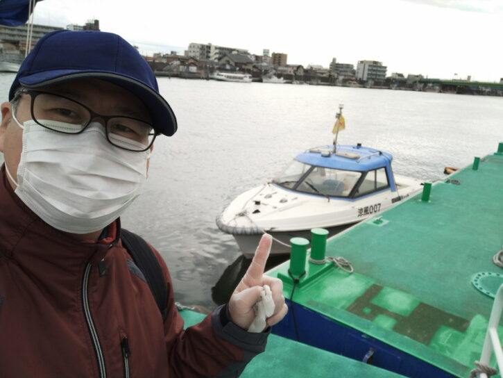 船舶免許試験の試験艇