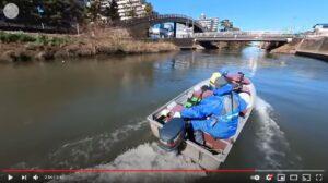 ボートのVR映像