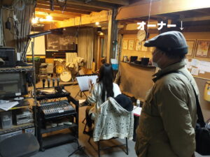 ダリルズ・ハウスができそうなう雰囲気・蔵を改造したヤマススタジオ